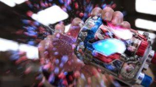 仮面ライダービルド 第14話「偽りの仮面ライダー」戦兎の正義とパワーアップ!マスターとの頭脳戦!アレを完成させられる?