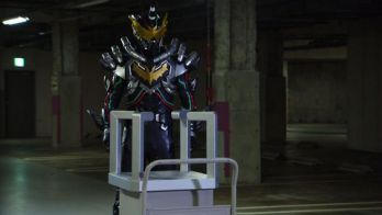 仮面ライダービルド 第15話「桐生戦兎をジャッジしろ!」