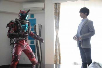 『仮面ライダービルド』第16話「兵器のヒーロー」