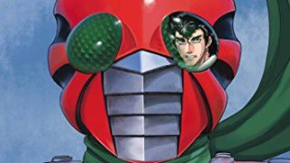 「新 仮面ライダーSPIRITS」第17巻の表紙が公開!ZX対JUDO!ライダーと大首領&デルザー軍団三つ巴の戦いが開幕!