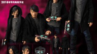 仮面ライダーアマゾンズ「RAH GENESIS 鷹山仁」が2018年9月発売予約開始!シーズン1・2の頭部や卵も付属で超リアル!