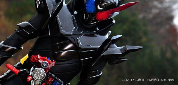 『仮面ライダービルド』ラビットタンクハザードフォームが黒くてカッコイイ!