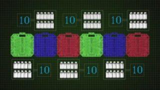 仮面ライダービルド 第17話「ライダーウォーズ開戦」北都の狙いはパンドラボックスと開けるためのボトル60本とパネル6枚!