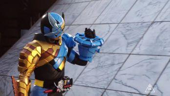 「仮面ライダービルド ハザードレベルを上げる7つのベストマッチ」予告に登場する新フォーム