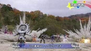 『宇宙戦隊キュウレンジャー』最終話「宇宙に響け!ヨッシャ、ラッキー」予告