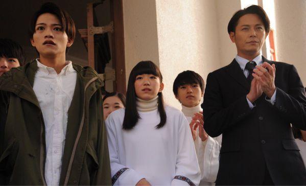 『仮面ライダーアマゾンズ』映画のゲストが発表!霞一鍬・クワガライジャーこと姜暢雄さん!白い服の少女は国府田聖那さん