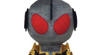 『仮面ライダービルド』ぬいぐるみマスコット「仮面ライダーグリス」も2月発売キター!可愛いぃ