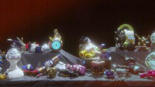 『ルパンレンジャーVSパトレンジャー』ルパンコレクションに「モーフィンブレス」など歴代スーパー戦隊のアイテムを確認!