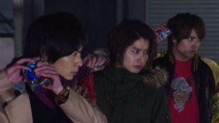 『仮面ライダービルド』カシラ離脱説に「勝手に●すなコラァ笑」3/16ライダー3人で撮影!第27話はラビットラビット!