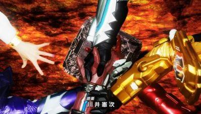 仮面ライダービルドの後半戦・新オープニング