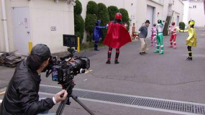 『ルパンレンジャーVSパトレンジャー』第11話「撮影は続くよどこまでも」