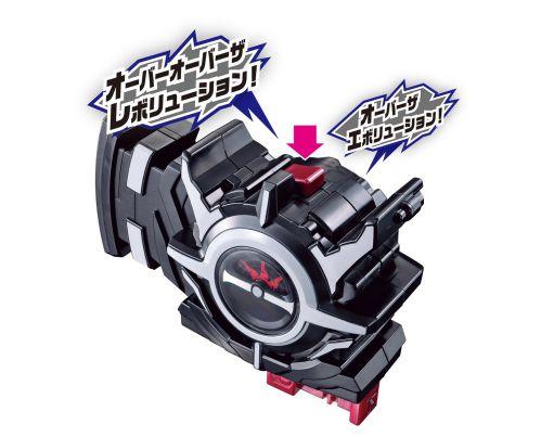 仮面ライダービルド「DXエボルトリガー」が6月2日発売!仮面ライダーエボル ブラックホールフォームに変身!