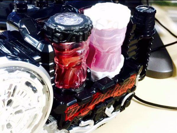 仮面ライダービルド「ローラビットフルボトル」がガシャポンで商品化!