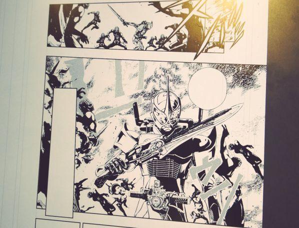 『風都探偵』第24話「閉ざされたk 6/真紅の援軍」照井竜がついに変身!仮面ライダーアクセル!振り切るぜ!