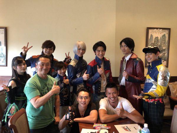 『宇宙戦隊キュウレンジャーVSスペース・スクワッド』に神谷浩史さん、大塚明夫さん、M・A・Oさんが顔出しで出演!