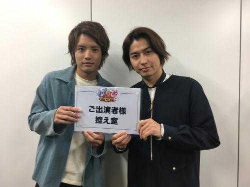 赤楚衛二さん&武田航平さんが「ぱりぴTV」に出演