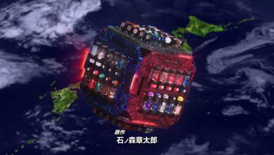 仮面ライダービルド 第36話「エボルトは星を狩る」