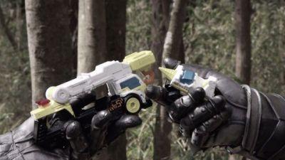 『ルパンレンジャーVSパトレンジャー』第14話「はりめぐらされた罠」