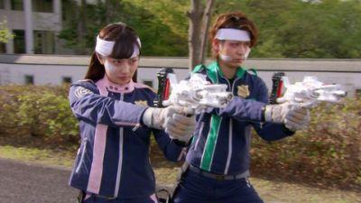 『ルパンレンジャーVSパトレンジャー』第15話「警察官の仕事」