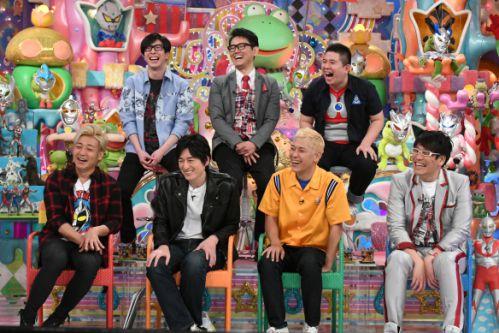 >アメトーーク!で『ウルトラマン芸人』が5月20日放送!