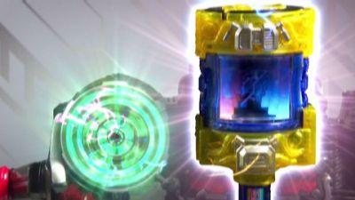 仮面ライダービルド DXジーニアスフルボトルのTVCM