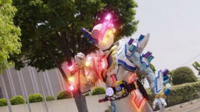 『仮面ライダービルド』第40話「終末のレボリューション」