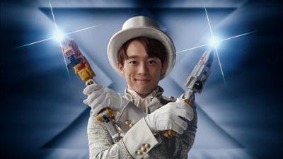 7月14日発売「VSビークルシリーズ 連結変身 DX Xチェンジャー」のTVCM