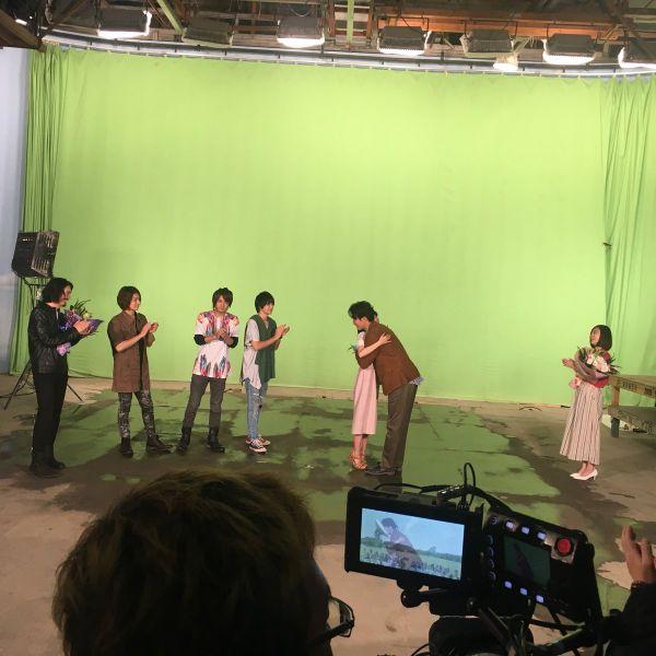 『仮面ライダービルド』テレビシリーズがクランクアップ!戦兎、万丈、一海、幻徳の動画やみーたんコメントも