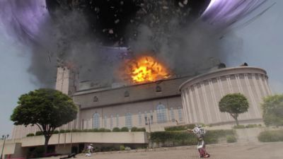 『仮面ライダービルド』42話「疑惑のレガシー」
