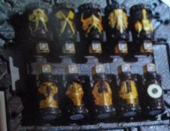 仮面ライダービルド 10本のロストボトル
