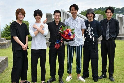 『仮面ライダービルド』御堂正邦役・冨家規政さんがオールアップ
