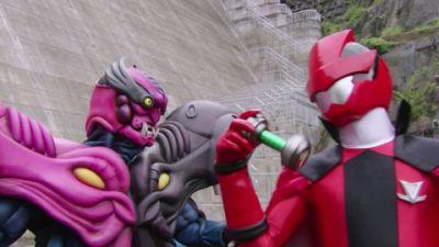 『ルパンレンジャーVSパトレンジャー』21話「敵か味方か、乗るか乗らないか」