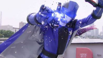 『快盗戦隊ルパンレンジャーVS警察戦隊パトレンジャー』23話「ステイタス・ゴールド」