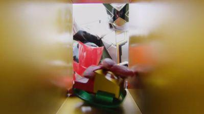 『快盗戦隊ルパンレンジャーVS警察戦隊パトレンジャー』第25話「最高に強くしてやる」