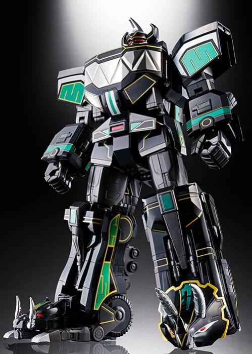 超合金魂 GX-72B 大獣神 ブラックVer.
