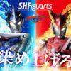 『ウルトラマンR/B』S.H.Figuarts シリーズ