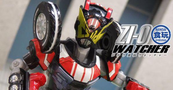 「装動 仮面ライダージオウ RIDE2」に仮面ライダーゲイツ ドライブアーマーがラインナップ