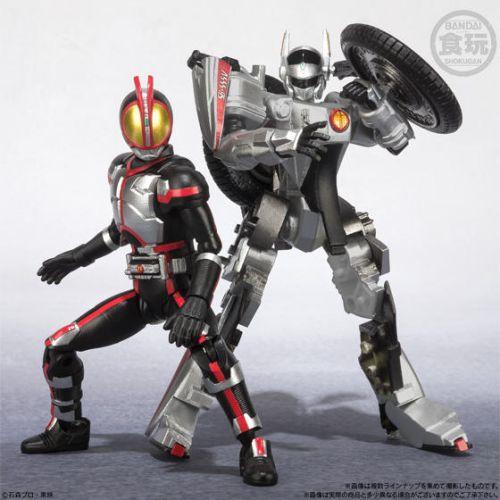 「SHODO-X 仮面ライダー2」の画像