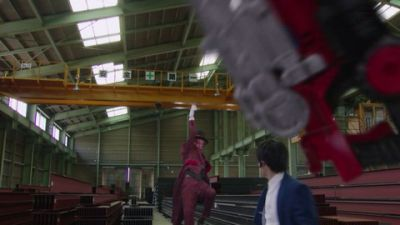 『ルパンレンジャーVSパトレンジャー』第30話「ふたりは旅行中」