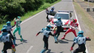 『快盗戦隊ルパンレンジャーVS警察戦隊パトレンジャー』第31話「自首してきたギャングラー」