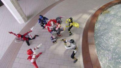 『ルパンレンジャーVSパトレンジャー』第32話「決闘を申し込む」