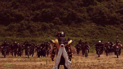 仮面ライダージオウ 第1話 「キングダム2068」