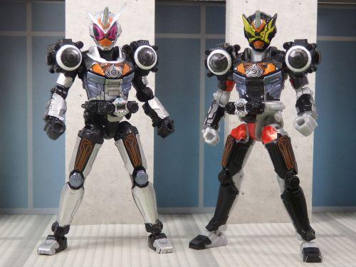 「装動 仮面ライダージオウ RIDE2」に仮面ライダーゲイツ ゴーストアーマーがラインナップ