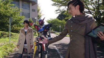 仮面ライダージオウ EP02「ベストマッチ2017」