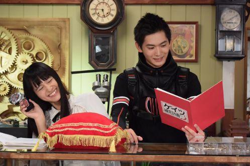 『仮面ライダージオウ』第5.5話「トキワ壮ゴと謎電話」