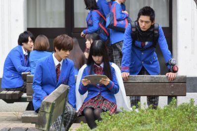 『仮面ライダージオウ』第5話「スイッチオン!2011」