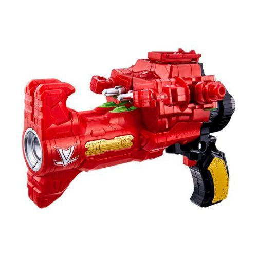 「快盗ヘンケイ銃 DXルパンマグナム」がロボモードに変形