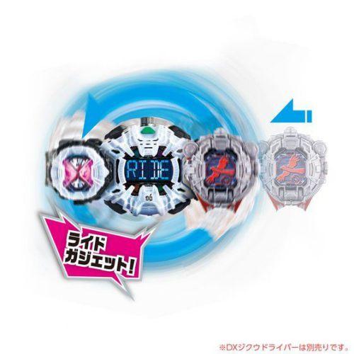 仮面ライダージオウ「DXタカウォッチロイド」が11月上旬発売