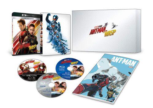 『アントマン&ワスプ』MovieNEXが1月9日発売
