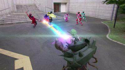 『ルパンレンジャーVSパトレンジャー』第37話「君が帰る場所」